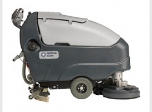 Nilfisk SC800 – Walk Behind Scrubber 3