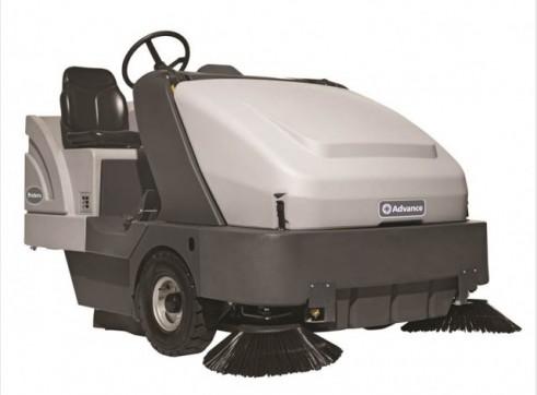 Nilfisk SW8000 – Ride On Sweeper Diesel or LPG 4