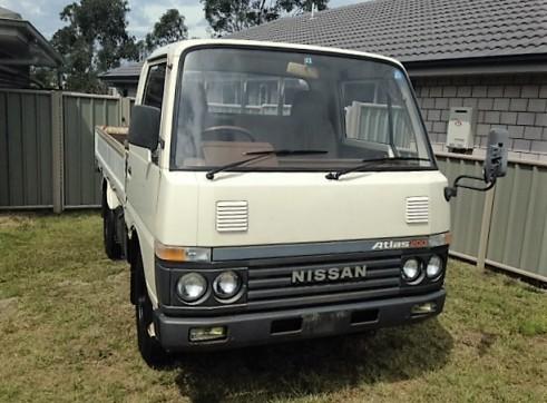 Nissan Atlas 4T GVM 4