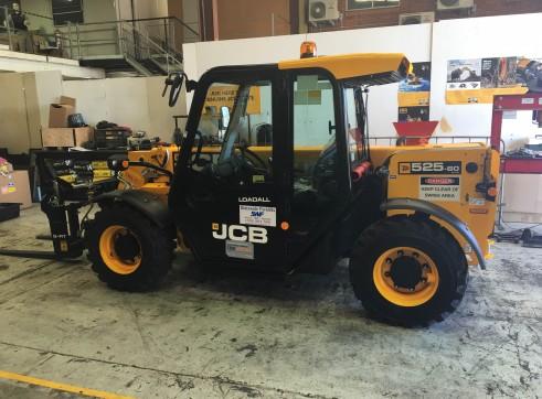 NSW 2.5ton Telescopic Forklift Rentals 1