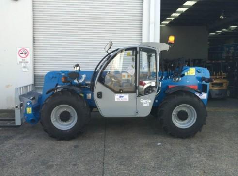 NSW 3.0ton Telescopic Forklift Rentals 1
