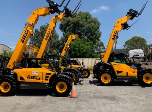 NSW 4.0ton Telescopic Forklift Rentals