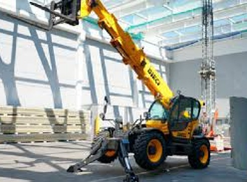 NSW 4.0ton Telescopic Forklift Rentals 2
