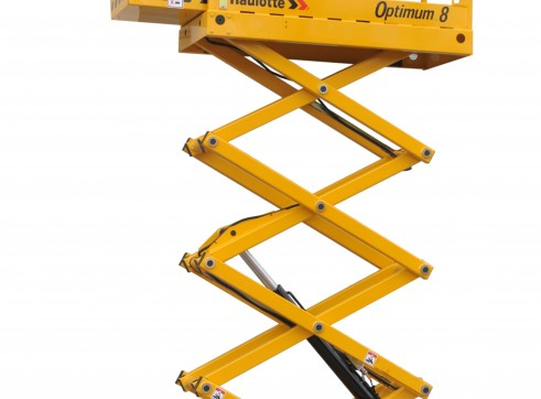 NSW Electric Scissor Lift Rentals 3