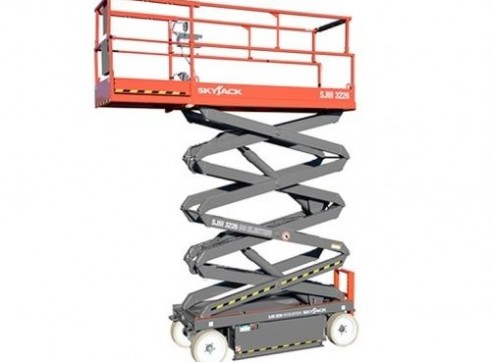 NSW Electric Scissor Lift Rentals 4