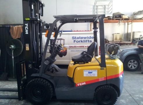 NSW Forklift Rentals 1