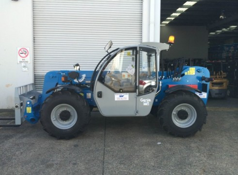 NSW Telescopic Forklift Rentals 1