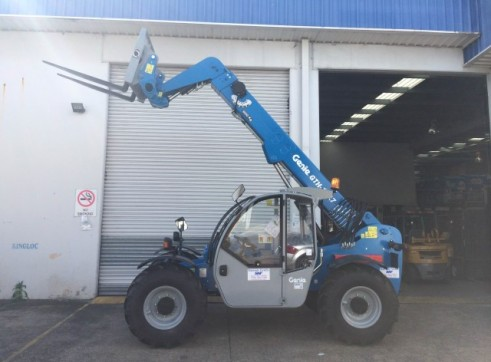 NSW Telescopic Forklift Rentals 2