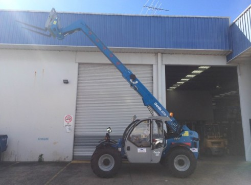 NSW Telescopic Forklift Rentals 3