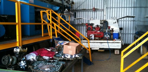 Onsite Mechanical and Welding 1