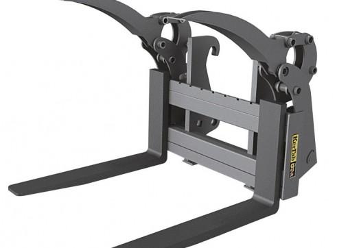 Pallet Fork Log Grab with Dual Beak 1