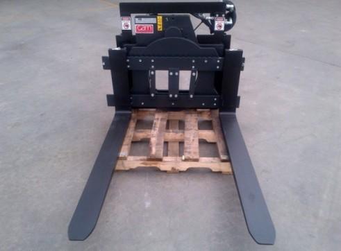 Pallet Fork Rotator 1