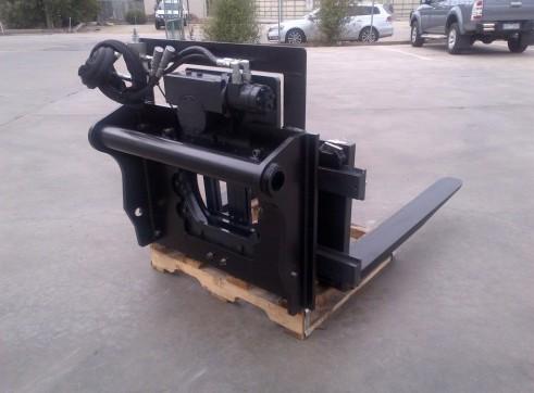 Pallet Fork Rotator 2