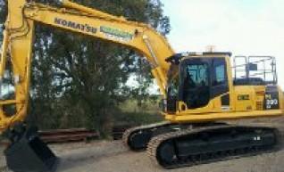 PC 200 LC Komatsu Excavator 1
