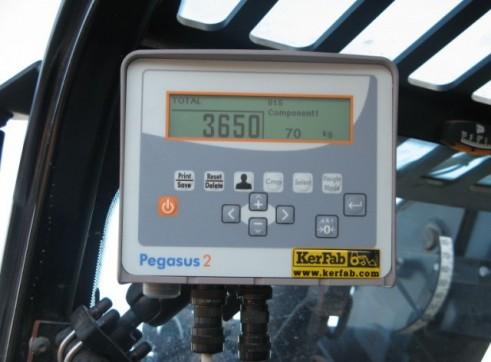 Pegasus 2 Onboard Weighing System 3