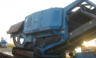 Pegson Jaw Crusher 1