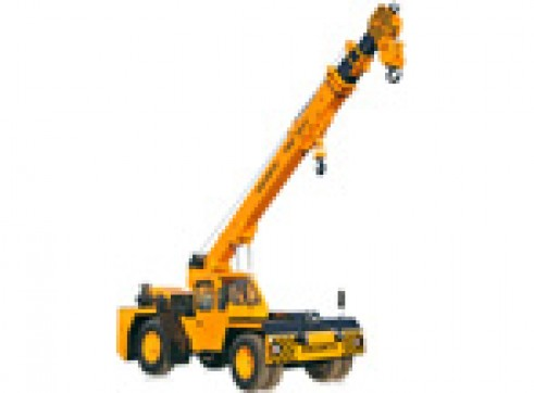 Pick-n-carry crane 16T 1