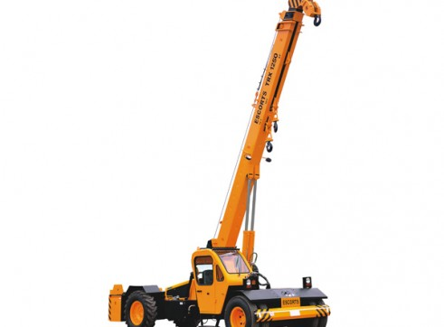Pick-n-carry crane 23T 1