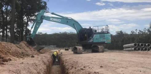 Plumbing, drainage and civil 15