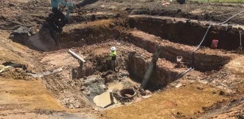 Plumbing, drainage and civil 2