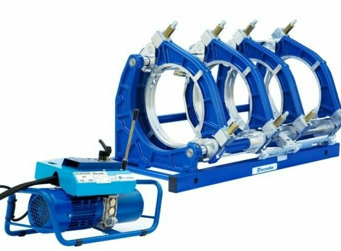 Poly Butt Fusion Welder Hire 3