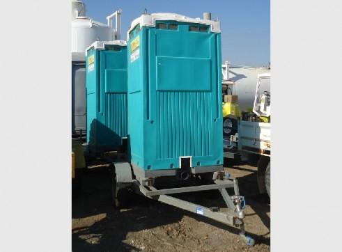 Portable Toilets - Portaloos 1