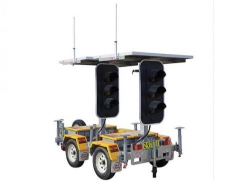 Portable Traffic Light Set 2