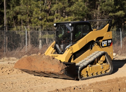 Posi Skid-Steer 299C 2