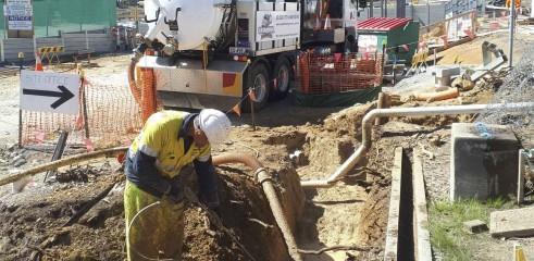 Pot Holing - Vacuum Excavation Services 2