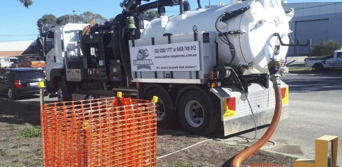 Pot Holing - Vacuum Excavation Services 4