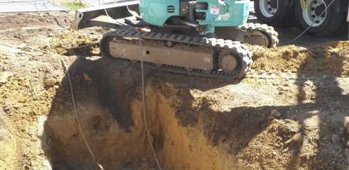 Pot Holing - Vacuum Excavation Services 5