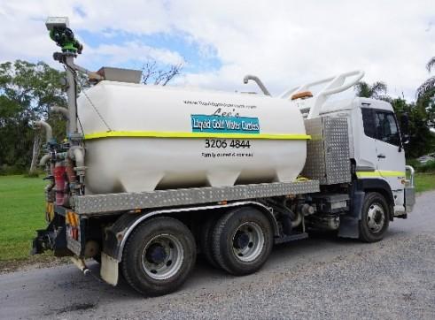 Potable Water Delivery Trucks 5000L - 26,000L