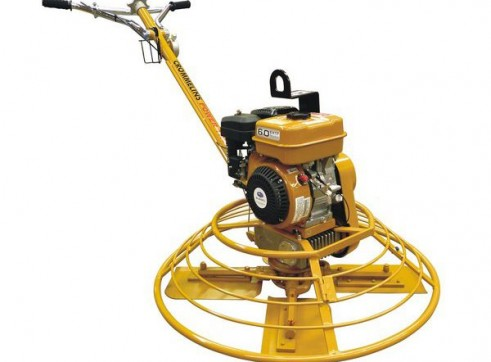 Power Trowel 600mm - 4.5hp 1