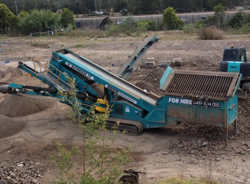Powerscreen Cheiftain 1400 Screener 6