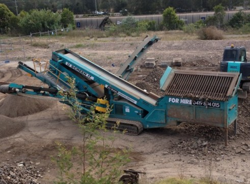 Powerscreen Cheiftain 1400 Screening Plant 3