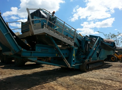 Powerscreen Chieftan Screen 1