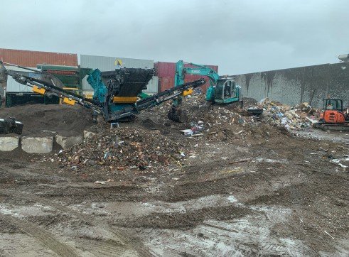 Powerscreen Warrior 1200 Reclaimer 3