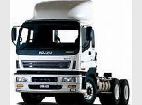 Prime Mover Isuzu Giga 380hp, 57T 1