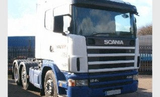 Prime Mover Scania 420hp, 60T 1