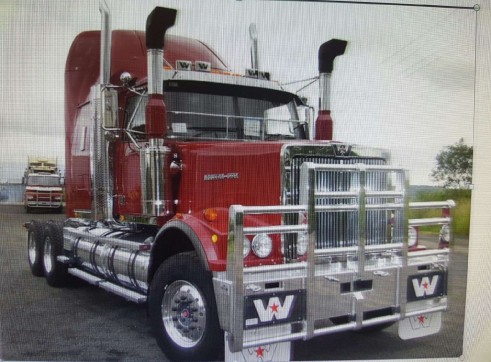 Prime Mover Western Star 4900 1