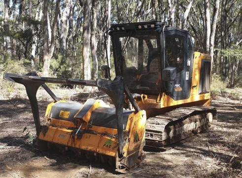 Prime Tech PT175 Forestry Mulcher