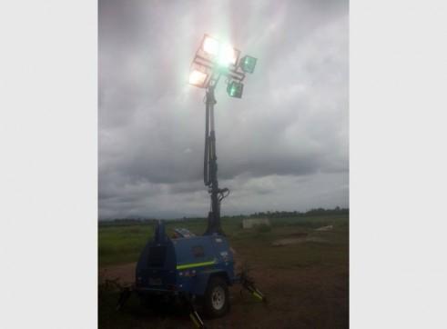 Promac 7500w Mine Spec Lighting Tower 1