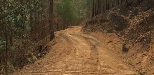 Property Access Tracks - Dirt Roads 4