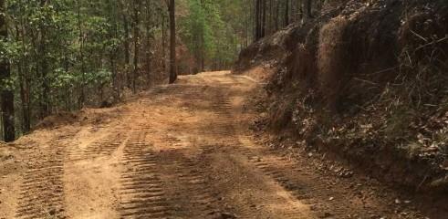 Property Access Tracks - Dirt Roads 5