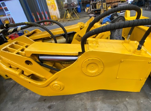 Pulveriser Concrete crusher to suit 18-27T excavators 2