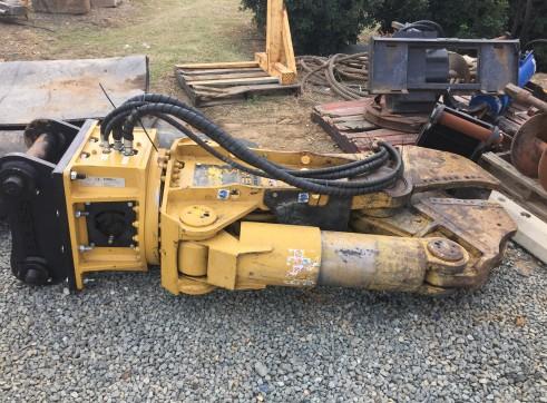Pulveriser for 35t Excavator 1