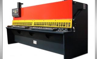 QC11K series Guillotine shear machine 1