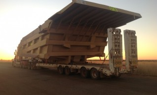 Quad 4x4 Low Loader and Dolly 1