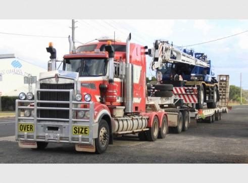 Quad 4x4 Low Loader and Dolly 3