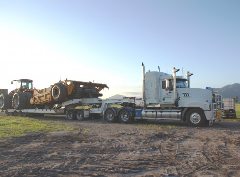 Quad Low Loader 3